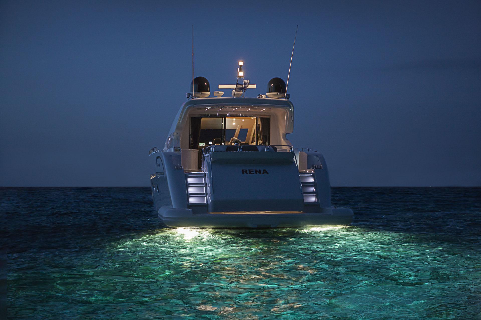 50 - 70 feet Archives - Mykonos Motor Yachts